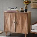 Online Designer Living Room Park Place 2 Door Accent Cabinet
