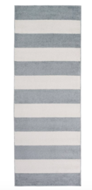 Online Designer Combined Living/Dining Greer Gray/Ivory Area Rug