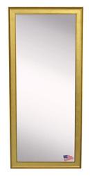 Online Designer Bedroom Ava Vintage Gold Tall Mirror