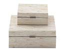 Online Designer Living Room Wood Mop 2 Piece Decorative Box Set