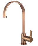 Online Designer Kitchen EH-88620-RG Coral Single Handle Kitchen Faucet