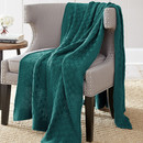 Online Designer Combined Living/Dining Weaver Cotton Throw Blanket