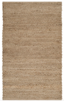 Online Designer Living Room Gilchrist Hand-Woven Brown Area Rug