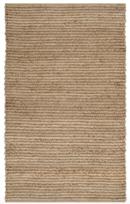Online Designer Living Room Gilchrist Hand-Woven Brown Area Rug