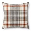 Online Designer Living Room Throw Pillow Plaid Oversized - Threshold™