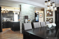 Online design Traditional Dining Room by Nadia G. thumbnail