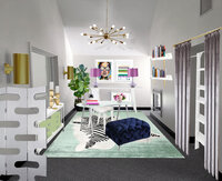 Online design Modern Home/Small Office by Amanda f. thumbnail