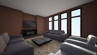 Online design Transitional Living Room by Gail K. thumbnail