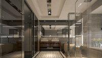 Online design Contemporary Bathroom by Fares N. thumbnail