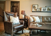 Online design Transitional Living Room by Nadia G. thumbnail
