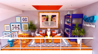 Online design Glamorous Bedroom by Amanda f. thumbnail