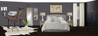 Online design Transitional Bedroom by Sonia C. thumbnail