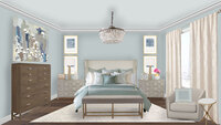 Online design Transitional Bedroom by Elyse C. thumbnail