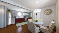 Online design Contemporary Dining Room by Annika M. thumbnail