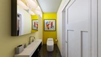 Online design Contemporary Bathroom by Annika M. thumbnail