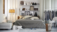 Online design Contemporary Bedroom by Fares N. thumbnail