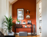 Online design Eclectic Hallway/Entry by Christine M. thumbnail