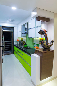 Online design Transitional Kitchen by Gargi K. thumbnail
