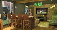 Online design Eclectic Living Room by Courtney H. thumbnail