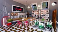 Online design Glamorous Kitchen by Amanda f. thumbnail