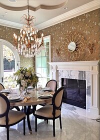 Online design Traditional Dining Room by Elyse C. thumbnail