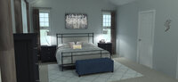 Online design Transitional Bedroom by Merry M. thumbnail