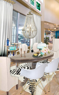 Online design Transitional Dining Room by Amanda f. thumbnail