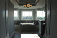 Online design Transitional Bathroom by Allison R. thumbnail