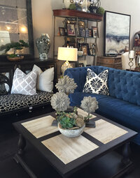 Online design Transitional Living Room by Cathy G. thumbnail