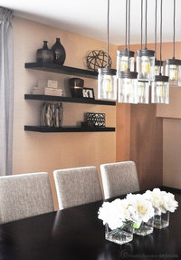 Online design Transitional Dining Room by Nadia G. thumbnail