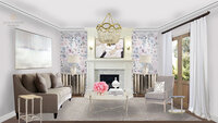 Online design Transitional Living Room by Elyse C. thumbnail