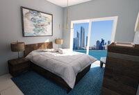 Online design Modern Bedroom by Jamie S. thumbnail