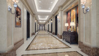 Online design Traditional Hallway/Entry by Fares N. thumbnail