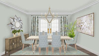 Online design Country/Cottage Dining Room by Elyse C. thumbnail