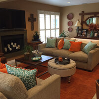 Online design Contemporary Living Room by Cathy G. thumbnail