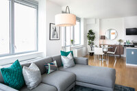 Online design Modern Combined Living/Dining by Lindsay B. thumbnail