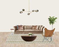 Online design Contemporary Living Room by Lanny A. thumbnail