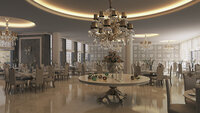 Online design Traditional Dining Room by Fares N. thumbnail
