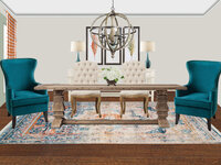 Online design Eclectic Dining Room by Allison R. thumbnail