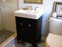 Online design Transitional Bathroom by Sue R. thumbnail
