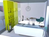 Online design Modern Living Room by Ha H. thumbnail