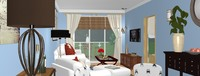 Online design Eclectic Living Room by Silvia K. thumbnail