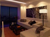 Online design Living Room by Chaitali S.  thumbnail