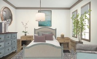 Online design Bedroom by Kerry L thumbnail
