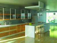 Online design Kitchen by Cristina R. thumbnail