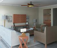 Online design Transitional Living Room by Marne C. thumbnail