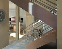 Online design Transitional Hallway/Entry by Marne C. thumbnail