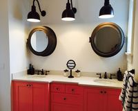 Online design Transitional Bathroom by Anastasia H. thumbnail