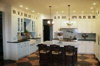 Online design Traditional Kitchen by Anastasia H. thumbnail