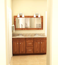 Online design Bathroom by Courtney H. thumbnail